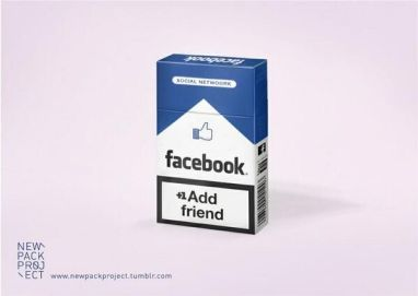 facebook cigarettes