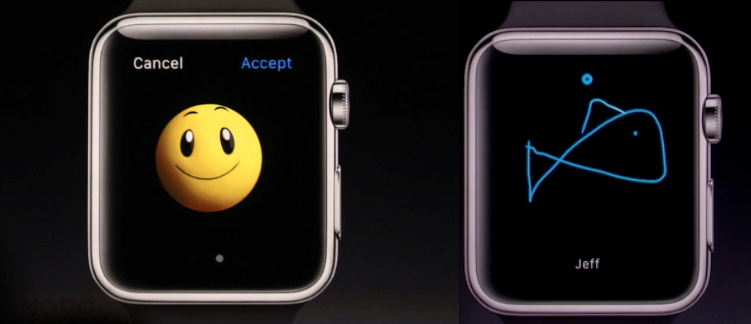 Apple Watch Doodle Apple Watch Emoji Emoticon